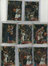 90's INSERTS LOT (5/9) 1996-97 STADIUM CLUB MEGA HEROES ROBINSON +3 MEMBERS ONLY