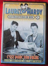 Laurel et Hardy, c'est donc ton frere, DVD N° 1