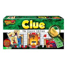 Clue The Classic Edition Board Game NEW