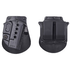 Military RH Paddle Set GL2-ND with 6900 Double Magazine Holster