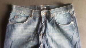 SMOG  Jeans Hose  Blau  Gr. 34 / 32