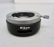 Nikon Simple Analyzer Pol Polarizer Optiphot Labophot Alphaphot Microscope Part