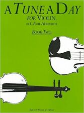 TUNE A DAY VIOLIN BK. 2 (Book 2)