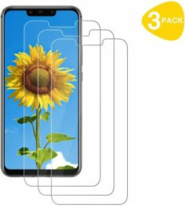 3 PACK Screen Protector for Huawei Mate 20 P10 P20 P30 P40 Lite Tempered Glass