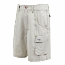 AFTCO Stealth Fishing Short, Stone, 38