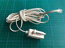 Telefon-Kabel beige für Frankreich Festnetz Kabel