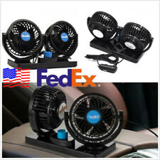 usa shipping portable air conditioner cooling fan for car suv dc 12v dash  mount (fits: chevrolet tracker)