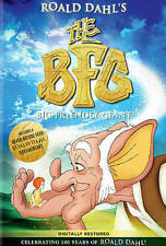 The B.F.G.: Big Friendly Giant (DVD, 2016, Big Friendly Giant) NEW