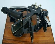 Vintage Tamaya Nautical Sextant W/Box Navigational Instrument Reproduction