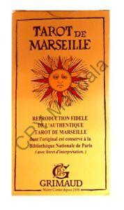 Tarot De MARSEILLE Heron / N. Conver 78 Cartes