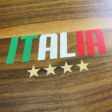 Italia ✔ 10cm ✔ Tuning Aufkleber ✔ Auto Sticker ✔ Italien ✔Forza Italia ✔