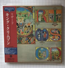 KING CRIMSON - Lizard JAPAN MINI LP GOLD CD NEU! PCCY-01423