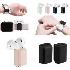 Anti-lost Silicone Earphone Case Holder for AirPods Case Portable AntiLost Strap
