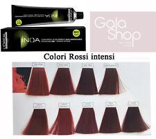 INOA CREAM DIED HAIR TONES' RED INTENSE TUBE OF 60ML COLOR