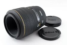 【MINT++】Sigma 105mm F2.8 Macro For Sony E-mount From Japan 770101