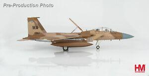 """Hobby Master HA4558,McDonnell Douglas F-15D """"Desert Flanker Scheme"""" 78-0567, 57"""