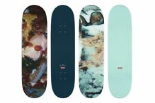 SUPREME CINDY SHERMAN SKATEBOARD DECK COMPLETE SET DASH SNOW CONDO DAMIEN HIRST