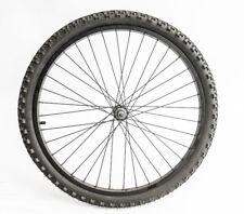 "24"" XRP Kids Youth Mountain Bike Front Wheel + Tire 3/8"" Black Aluminum New Blem"