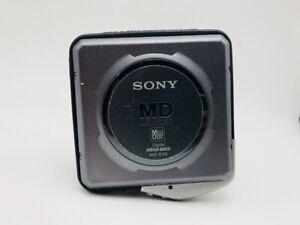 MD1050 Normal  SONY Digital MEGA BASS MZ-E45 MD WALKMAN  Black