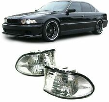 PAIR OF CRYSTAL CLEAR INDICATORS LIGHTS FOR BMW E38 7 SERIES FACELIFT MODEL