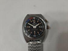Sicura Breitling Computer orologio vintage uomo Diver carica manuale leggi desc