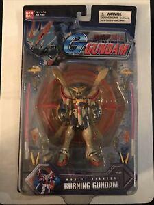 G Gundam Burning Gundam Toonami Cartoon Network NIB #11331 Rare Card