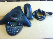 Polycom SoundStation2  Conference Phone 2201-16000-601 Non  Expandable