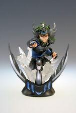 Saint Seiya: Cygnus Hyoga Zodiac Black Swan Limited Ver Mini Figure *NEW*