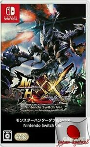 Nintendo Switch Monster Hunter Double Cross Switch Ver.