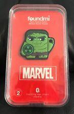 Marvel Hulk Foundmi 2.0 Gps Avengers Super Heroes Tracker New