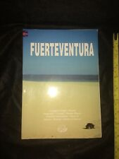 Fuerteventura - Guide Book about the island - holiday book - paperback