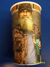 Duck Dynasty Commander TV Show Birthday Party Favor 22 oz. Plastic Cup - Si