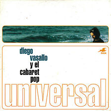 CD SINGLE promo DIEGO VASALLO Y EL CABARET POP universal SPAIN 1996 MINT NUEVO