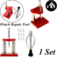 Alloy Steel Watch Plunger Remover Lifter Wristwatch Hands Presser Fitter Tools