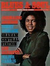 Jermaine Jackson Blues & Soul Issue 189 1976     Johnnie Taylor     Bobby Womack