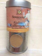 Aladdin's Coffee Spice Mix organic 35 g spice tin vegan best christmas present