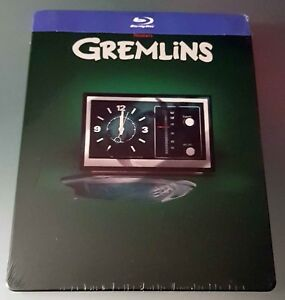 Gremlins Iconic Moments Steelbook Edition Blu Ray