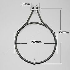 Genuine Fisher & Paykel Fan Forced Oven Element part number FP542959P BI603QASE2