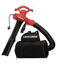 Craftsman 12.0 Amp Corded Blower/Vacuum/Mulcher