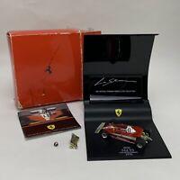 Ferrari 312 T3 1978 Carlos Reutemann Official Formula One 1 Collection Die Cast