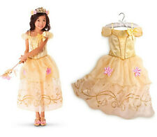 PRINCESS BELLE BEAUTY AND THE BEAST FANCY DRESS COSTUME HALLOWEEN PARTY BALL