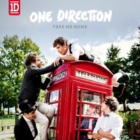 ONE DIRECTION / 1D ( NEW SEALED CD ) TAKE ME HOME