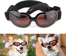 Enjoying Pet Sunglasses - Small Dog Goggles UV Protection Pet Goggles for Doggy,