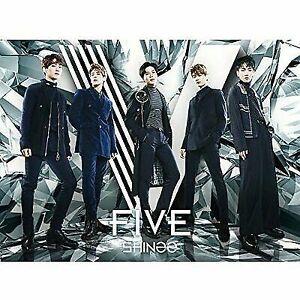 SHINEE - FIVE NEW CD