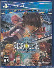 Star Ocean Integrity and Faithlessness Day One Edition PS4 Sony PlayStation 4