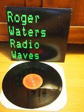 """Roger Waters-Radio Waves Columbia 12""""  Demonstration-Pink Floyd"""