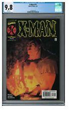 X-Man #71 (2001) Great Ariel Olivetti Qabiri Cover CGC 9.8 CJ009