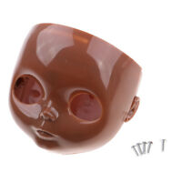 Backplate Head with Screws Set for Neo Blythe #5 12inch Doll Faceplate