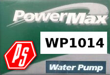 Powermax Water Pump Mitsubishi Sigma Colt Express L200 L300 Lancer Cordia WP1014