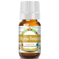 Styrax Benzoin Essential Oil (Premium Essential Oil) - Therapeutic Grade - 10ml